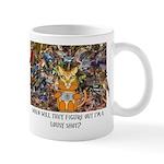 The Birding Cat Mug