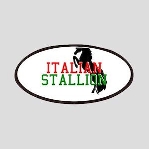 Italian Stallion Patches