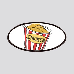 Bucket of Chicken Patches
