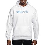 Geek Chic Hooded Sweatshirt