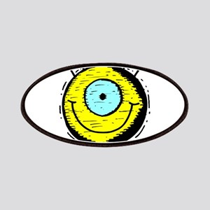 One Eyed Smile Patches