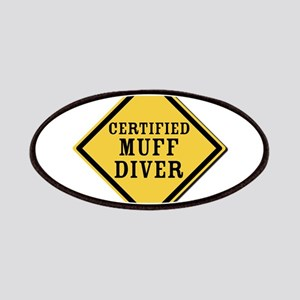 Certified Muff Diver Patches
