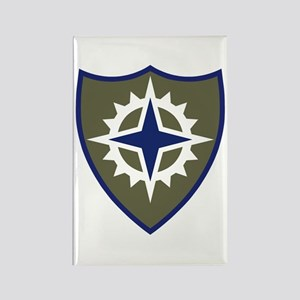 XVI Corps Rectangle Magnet