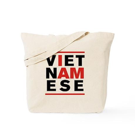I AM VIETNAMESE Tote Bag
