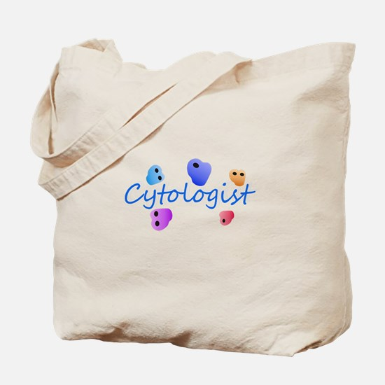 Cytologist Tote Bag