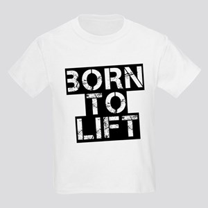 Born to Lift Kids Light T-Shirt