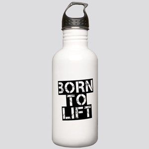 Born to Lift Stainless Water Bottle 1.0L