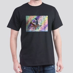 Ballroom dancing dogs Dark T-Shirt