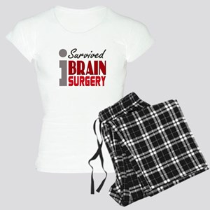 Brain Surgery Survivor Women's Light Pajamas