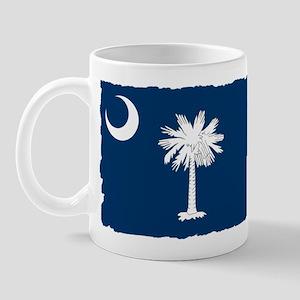 South Carolina Flag - Palmetto State Mug