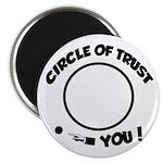 Circle of trust Magnet