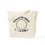 Circle of trust Tote Bag