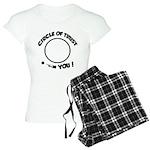 Circle of trust Women's Light Pajamas