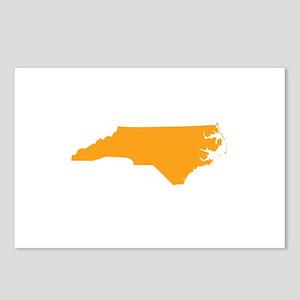 Orange North Carolina Postcards (Package of 8)