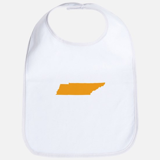 Orange Tennessee Bib