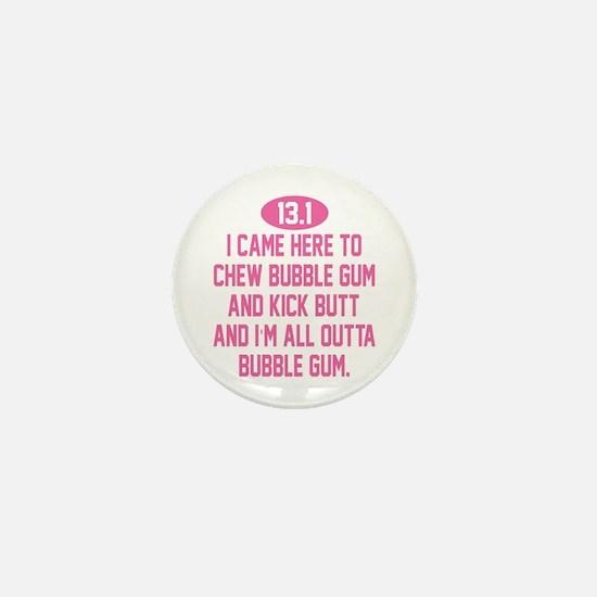 Unique Gum Mini Button