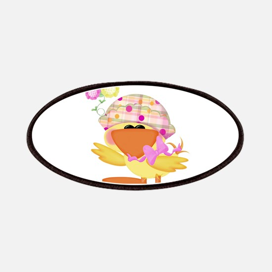 Cute Baby Girl Ducky Duck Patches