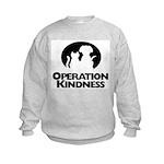 Operation Kindness Logo Kids Sweatshirt