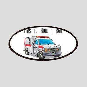 How I Roll (Ambulance) Patches