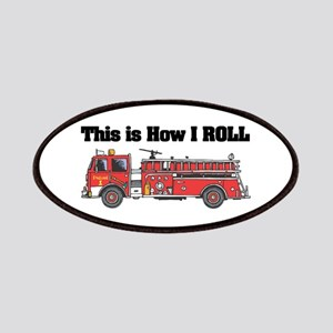 How I Roll (Fire Engine/Truck Patches