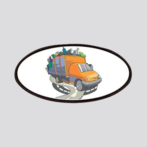 How I Roll (Garbage Truck) Patches