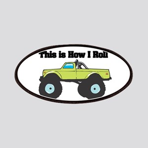 How I Roll (Monster Truck) Patches