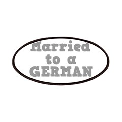 Married to a German Patches