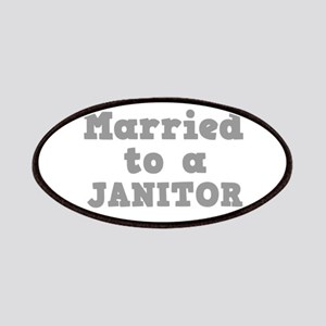 Married to a Janitor Patches