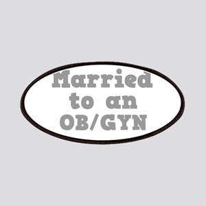 Married to an OB/GYN Patches