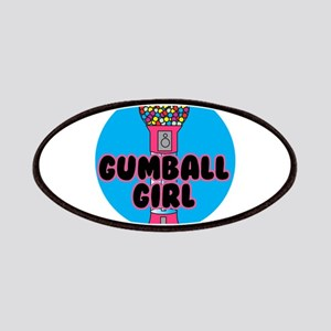 Gumball Girl Patches