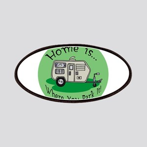 Trailer Park Home Patches