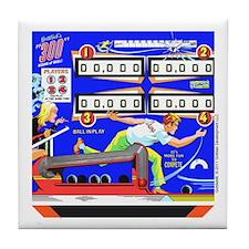 Gottlieb® 300 Pinball Tile Coaster