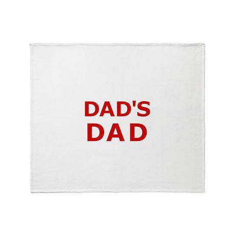 Dad's Dad 2 Throw Blanket