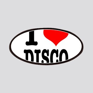 I Heart (Love) Disco Patches