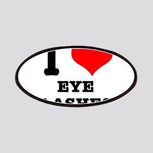 I Heart (Love) Eyelashes Patches