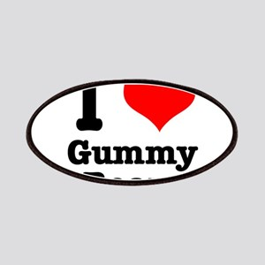 I Heart (Love) Gummy Bears Patches