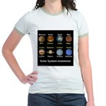 Planets Jr. Ringer T-Shirt