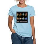 Planets Women's Light T-Shirt