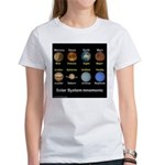 Planets Women's T-Shirt