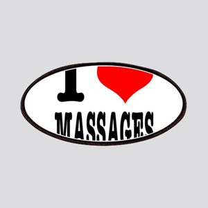 I Heart (Love) Massages Patches