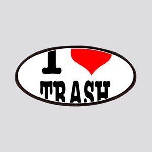 I Heart (Love) Trash Patches