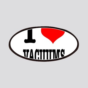 I Heart (Love) Vacuums Patches