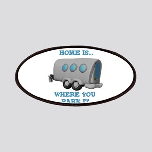 Home is Where You Park it (Tr Patches