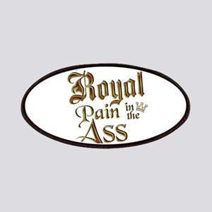 Royal Pain in the Ass Patches