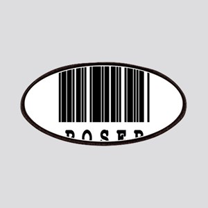 Poser Barcode Design Patches