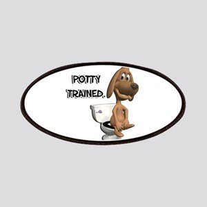 Potty Trained Puppy Dog Patches