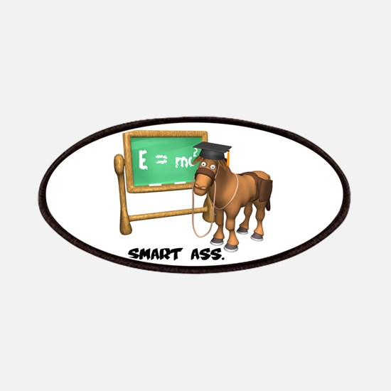 Smart Ass Donkey Patches