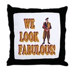 Fabulous Swiss Guard Throw Pillow