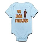 Fabulous Swiss Guard Infant Bodysuit