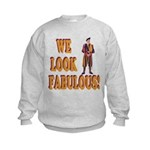 Fabulous Swiss Guard Kids Sweatshirt